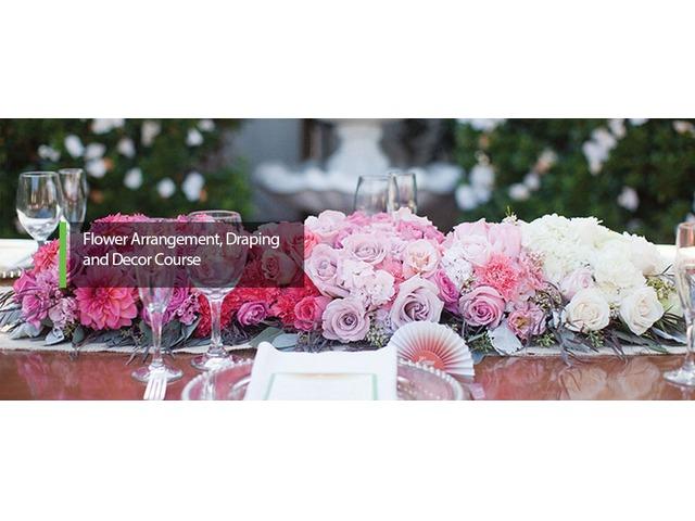 Flower arrangement decor course mombasa deals in kenya
