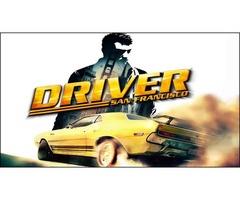 XGamer Technologies Driver San Francisco COMPUTER Game.