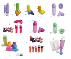 Collapsible Water Bottles at cleanfilwater.com