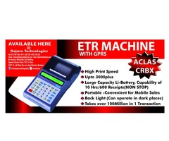 Etr Machine