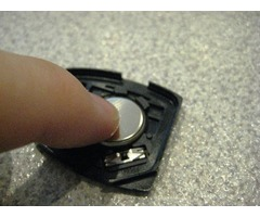 Car alarm batteries at NAJ