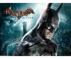 Batman Arkham Asylum Laptop/Desktop Computer Game.