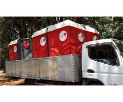 BEST Mobile & Portable Toilet Hire in Nairobi Kenya