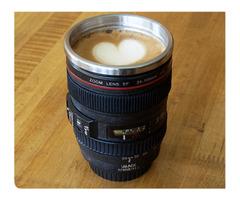 Stylishly unique Lens Mugs