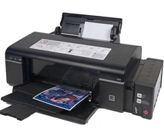 Epson L800 CD/DVD/PVC ID Card and photo printer