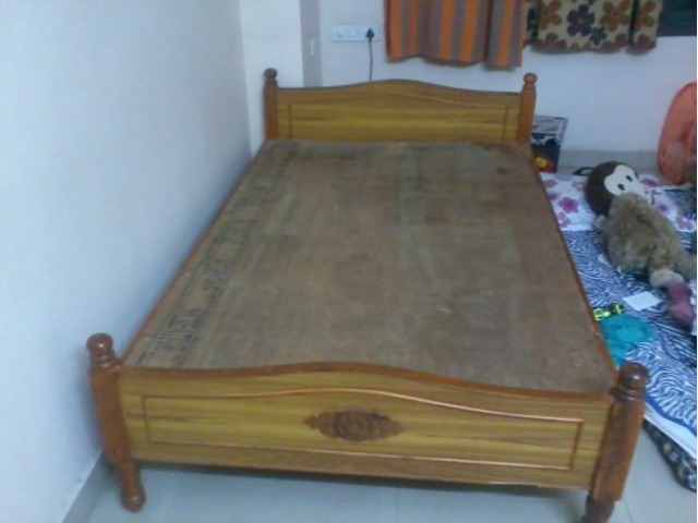 Second Hand 4x6 Bed For Sale