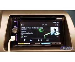 Sony TouchScreen Radios, 0722921535