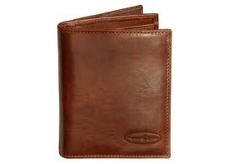 Pure Leather Men's Wallets