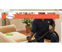 Avail cleaning services