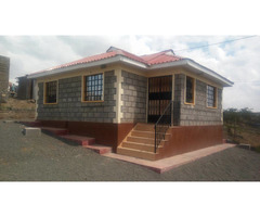 TWO BEDROOM BUNGALOW for sale in Kiserian.E.
