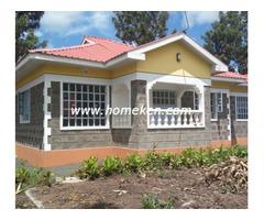 3 BEDROOM BUNGALOW master ensuite for sale in Kiserian.I.
