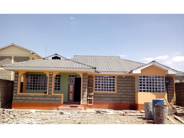 3 BEDROOM BUNGALOW for sale in new valley, Kitengela J ...