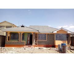 3 BEDROOM BUNGALOW for sale in new valley, Kitengela J