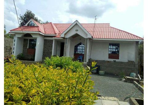 4 Bedroom House in Kiserian-Q