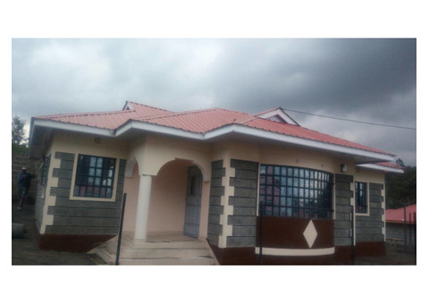 3 Bedroom house in Matasia Ngong.p.