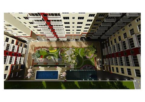 Crest Park Apartments- Denis Pritt Rd, Kilimani