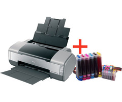 Epson Stylus Photo 1390 A3 Photo CD Printer available in Nairobi