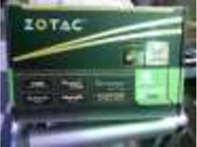 GE Force 730 zotac 4 GB graphics card