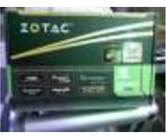GE Force 730 zotac 4 GB graphics card