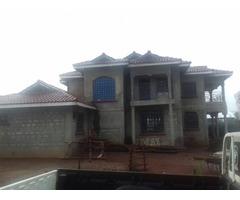 Five Bedrooms uncomplited house for sale in Malel on Kisumu highway Eldoret