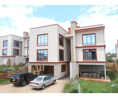 4 Bedroom Town house for sell along Kiambu Road.H5.