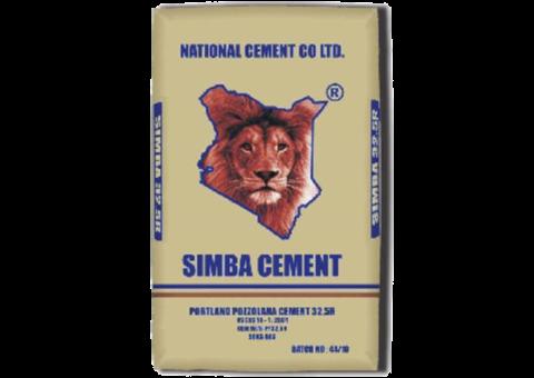 Supply of Simba Cement