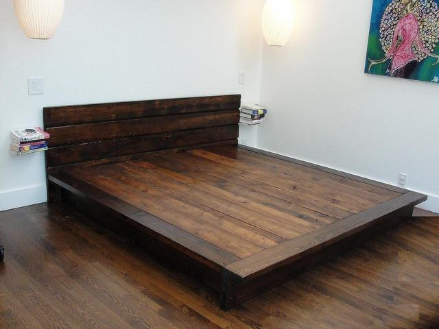 Brand New 6 x 6 King size Platform Bed