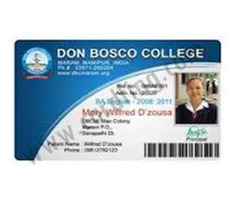 Staff ID cards printing