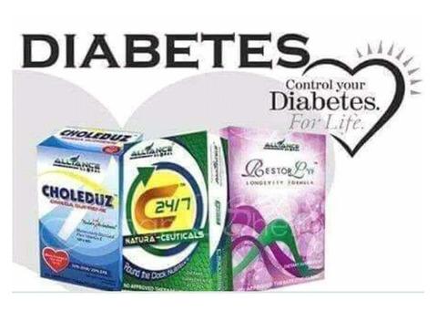 Balance your Sugar Levels Naturally..