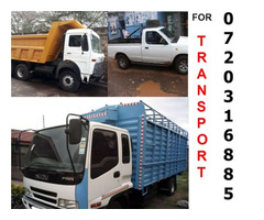 Transport Solutions within Nairobi and outskirts