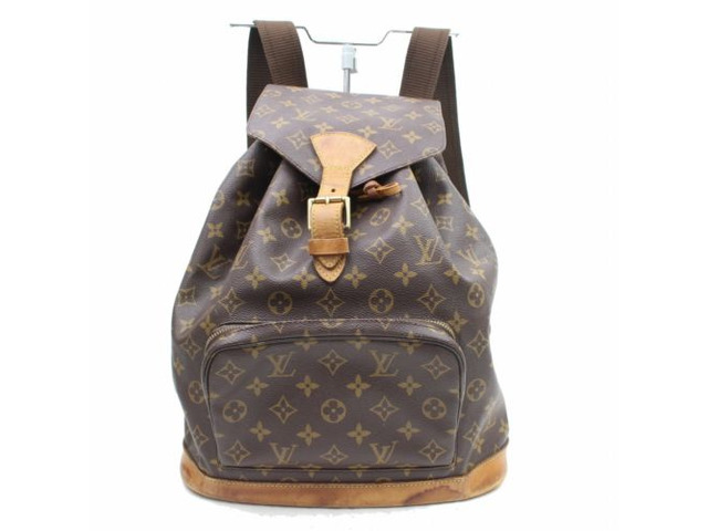 Pre-owned Authentic Louis Vuitton Back Pack