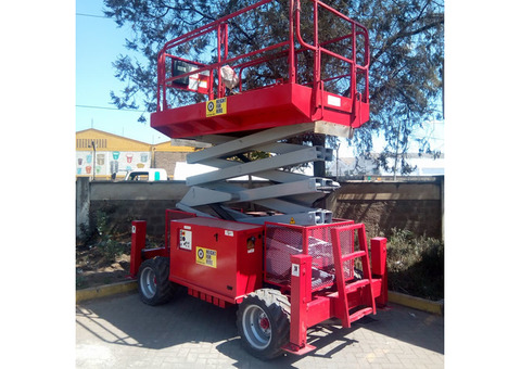 Scissorlifts for hire