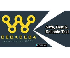 Bebabeba Taxi App