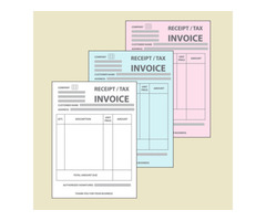 Receipt Books /Delivery Books /Invoice Books Printing