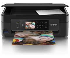 Epson XP 442 Color Printer with ink tank, mem card slot and wifi (new)