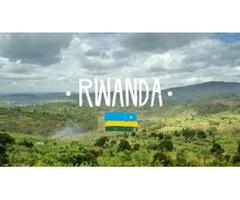 Rwanda uganda and Tanzania August 2019 road trip