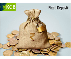 Fixed your Deposit with Our Attractive Intrest Rates - KCB Bank