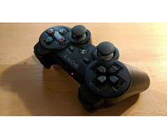 Playstation 3 (ps3) gamepad analog replacement