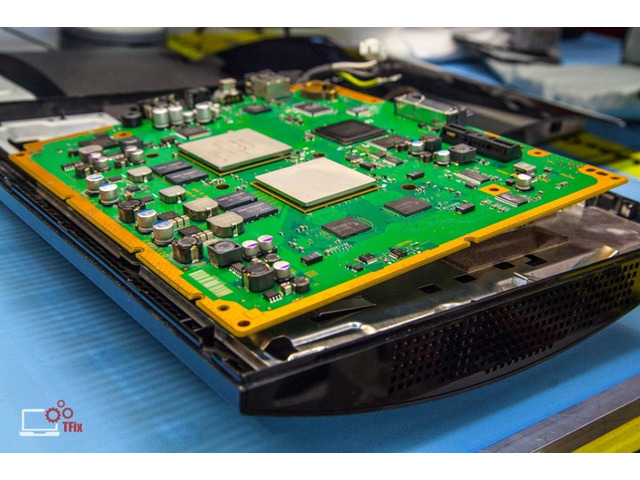 Playstation 3 (ps3) motherboard Repair