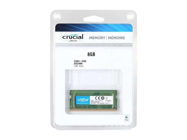 8GB DDR4 Laptop RAM { brand new