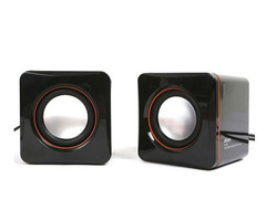SMALL USB SPEAKERS FOR LAPTOP AND DESKTOP COMPUTERS
