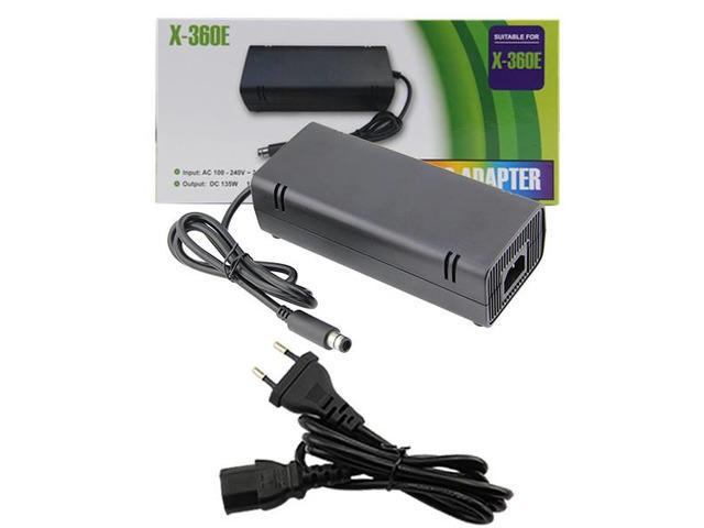 XBOX 360 E 1 pin 240V AC adapter