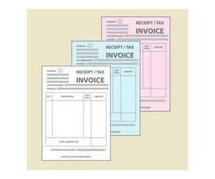 Receipt Books /Delivery Books /Invoice Books Printing