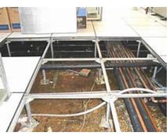 data room false floor