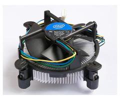 Intel Fan for corei7_I5_I3 sockets LGA 1155_1150_1151