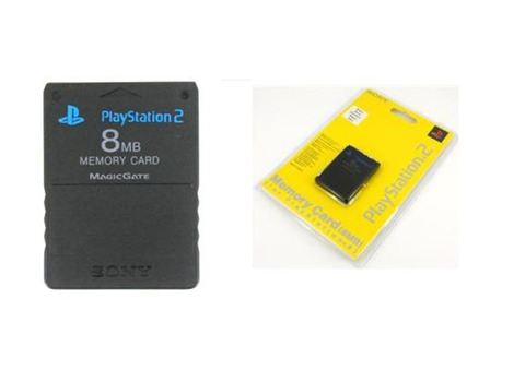 PS2 High Quality memory card