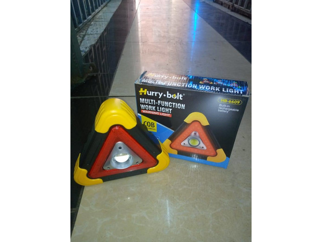SALE!!! Portable Led Multi-function Triangle Emergency