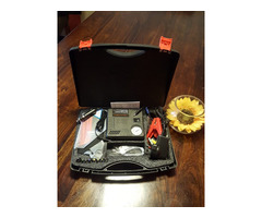 4 in 1 Portable High-Capacity Emergency Power Kit