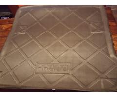 Toyota Prado 120 and 150 Rear Trunck/ Boot Car Cargo Floor Protector Mats
