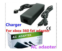 XBOX 360 fat 203watts AC 240V adapter